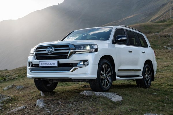 ТОП-5 причин не бояться покупки Toyota Land Cruiser 200